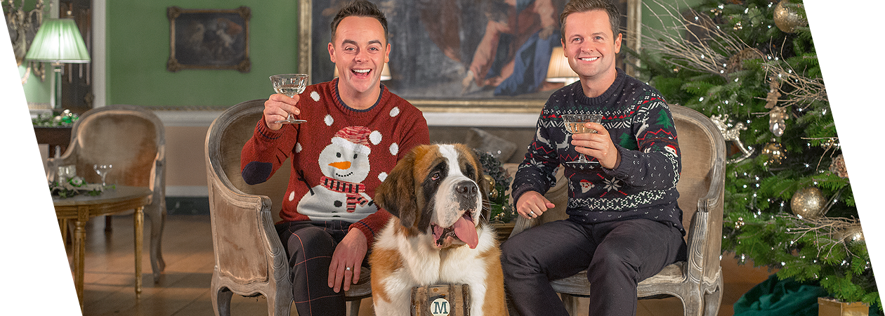 Morrisons 'Christmas 2014' with Ant & Dec