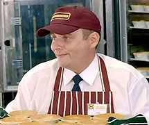Morrisons 'Reasons:Pie Race'